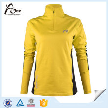 Brushed Back Sports Style Women Shirts Sports Wear